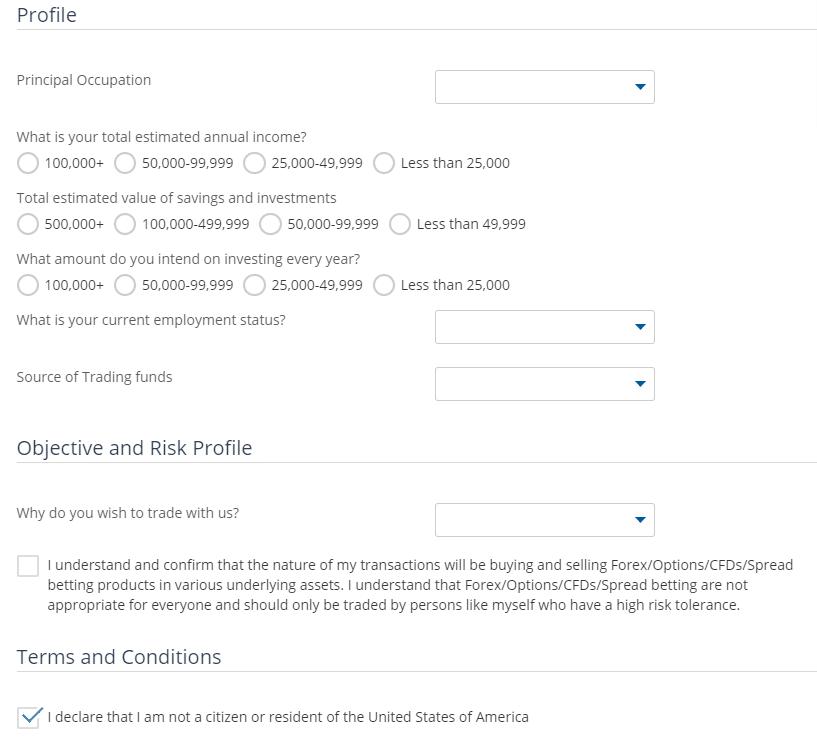 bonus pentru deschiderea unui cont demo