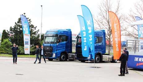 Omar Husainov voia să devină medic - astăzi este mândru șofer de camion - RoadStars