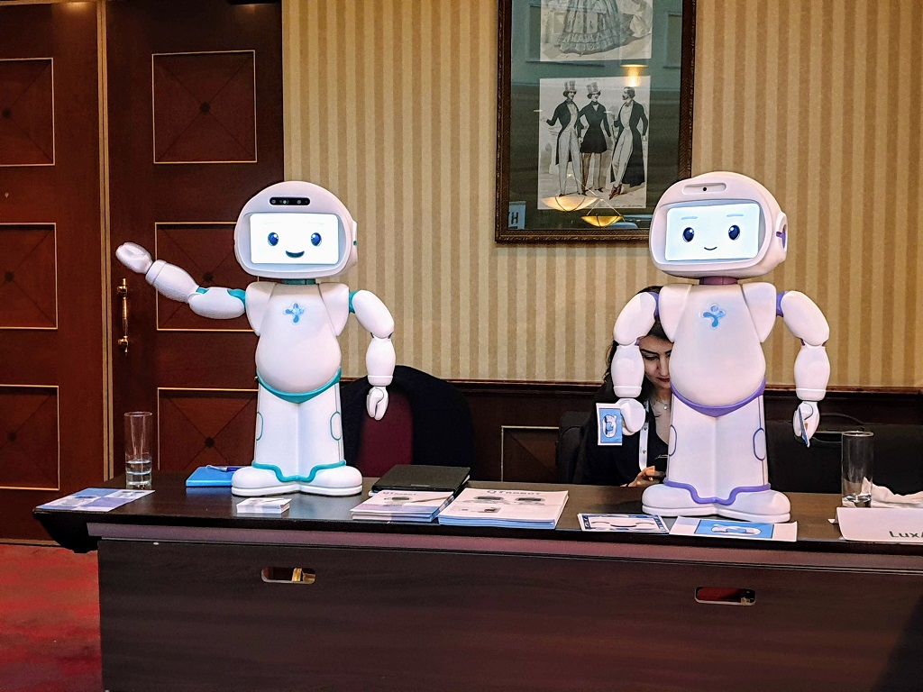 Roboţi industriali FANUC pentru automatizare mai inteligentă - Fanuc