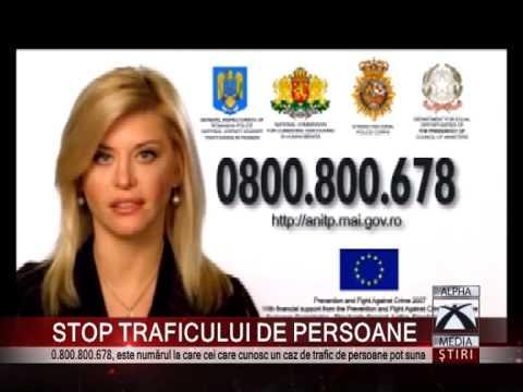 Cuvânt cheie: trafic de persoane