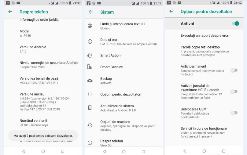 Configurați blocarea ecranului pe un dispozitiv Android - Android Ajutor