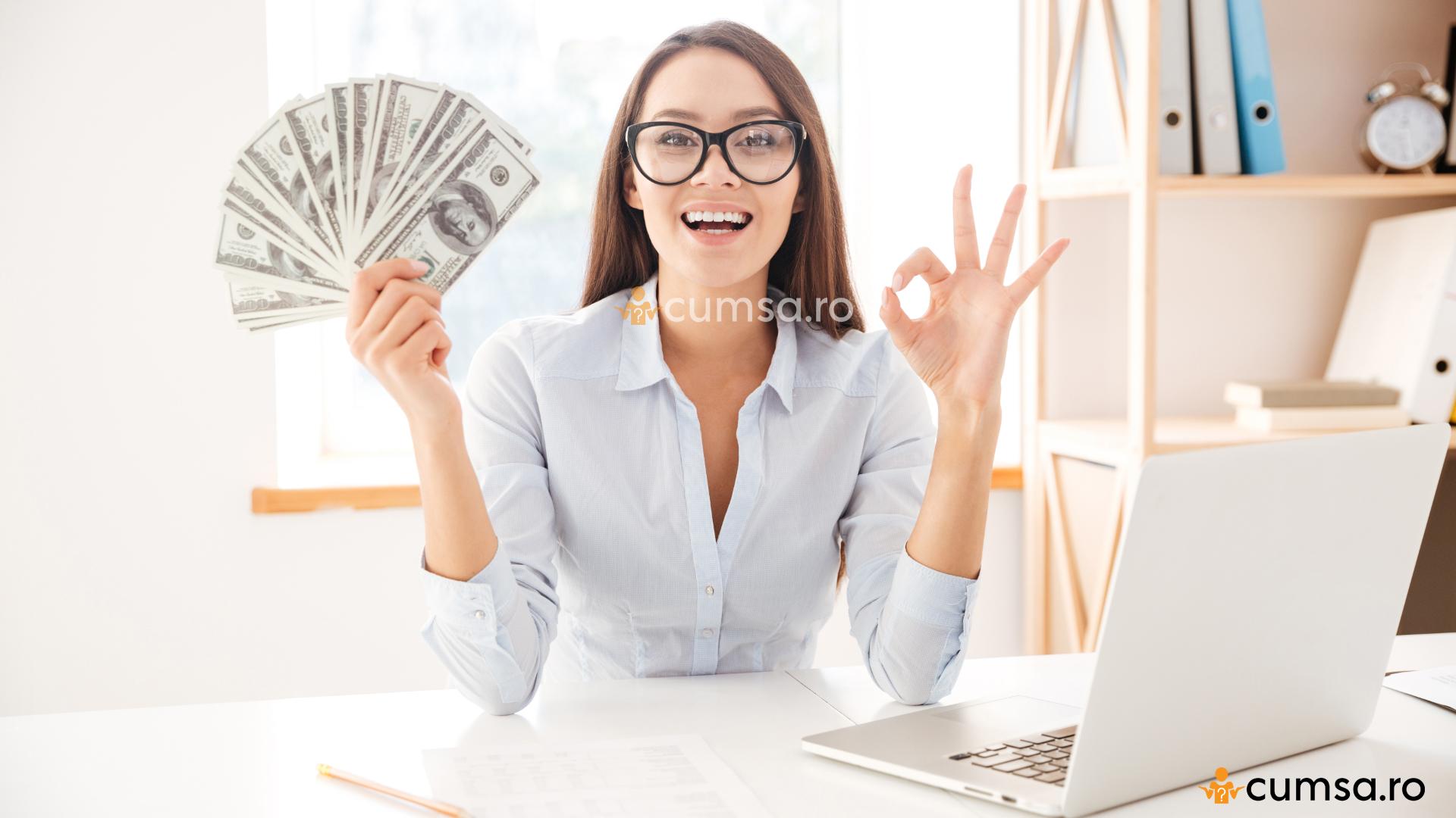 idei cum să faci bani mari