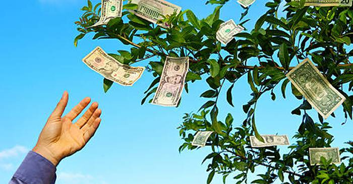 cum să câștigi niște bani din nimic