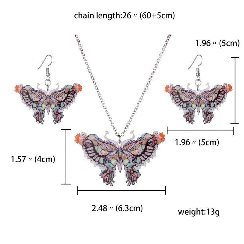 Piuliță fluture metalică