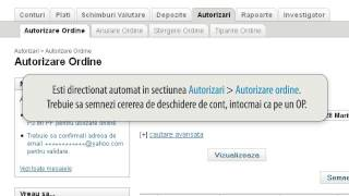 Demo Actiuni - Cont virtual la Bursa