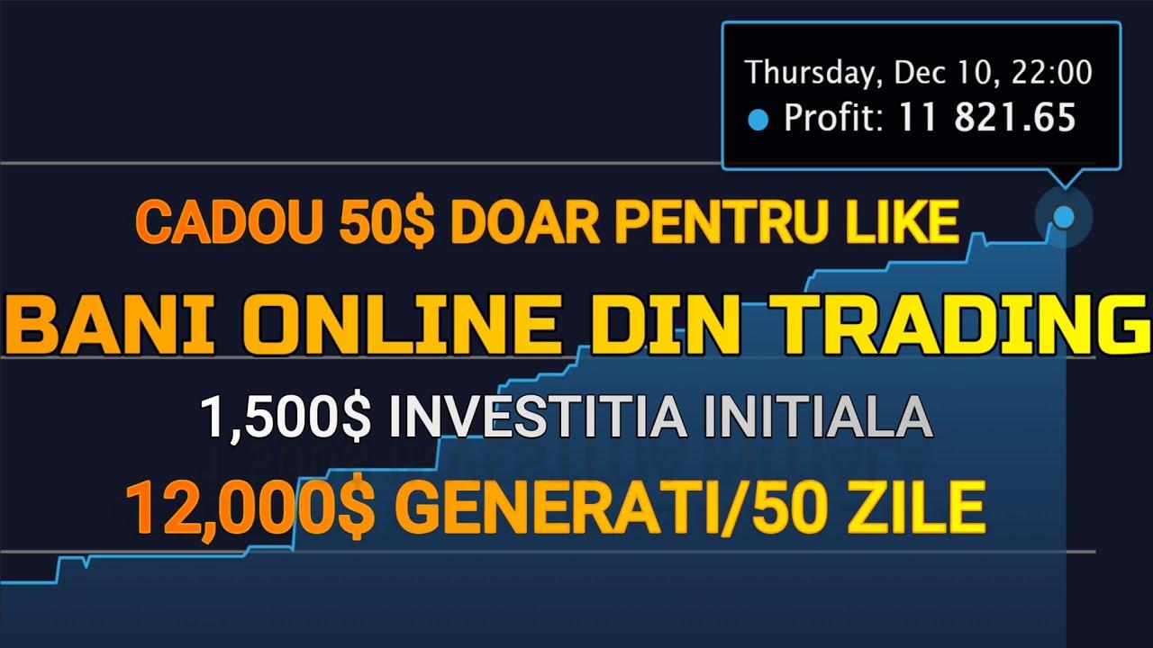 opțiuni binare pentru a vă tranzacționa internet și investiții