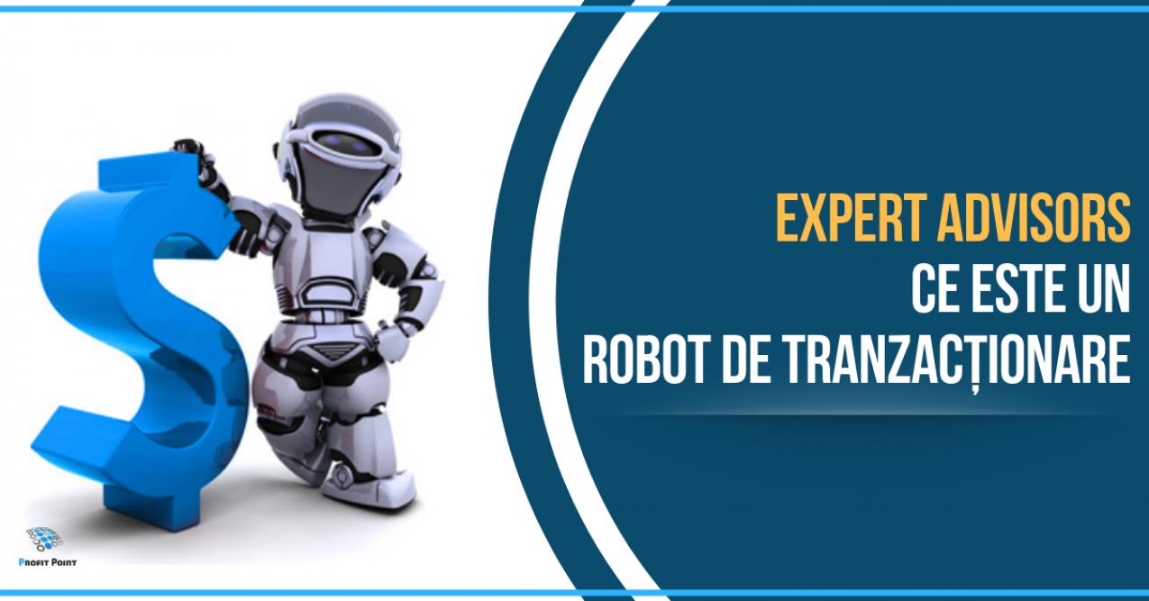 Am un robot de tranzacționare