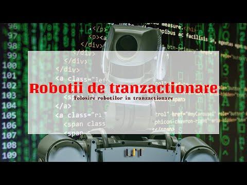 Roboti De Tranzacționare