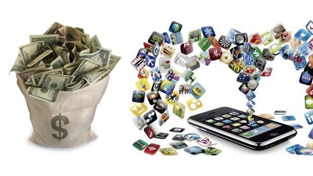 LISTĂ: Cum poți să faci bani din aplicații de mobil
