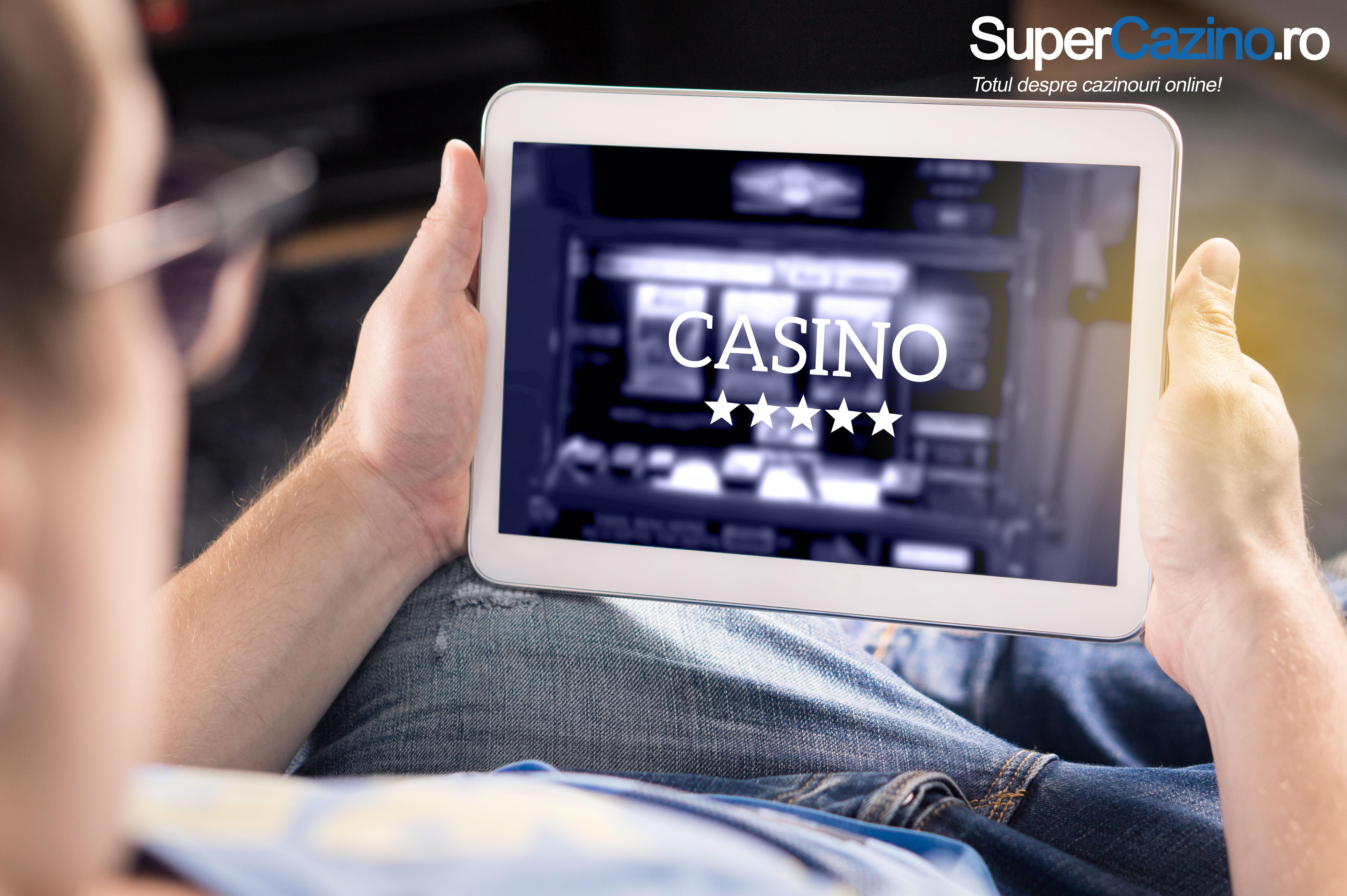 Profită de jocuri gratis la cazinourile online
