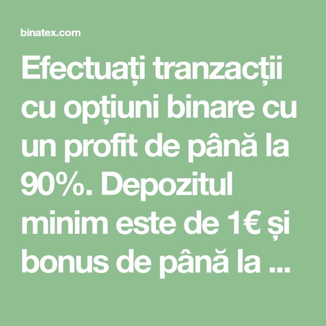 Cele Mai Bune Platforme De Tranzactionare Optiuni Binare - Cum funcționează platforma noastră