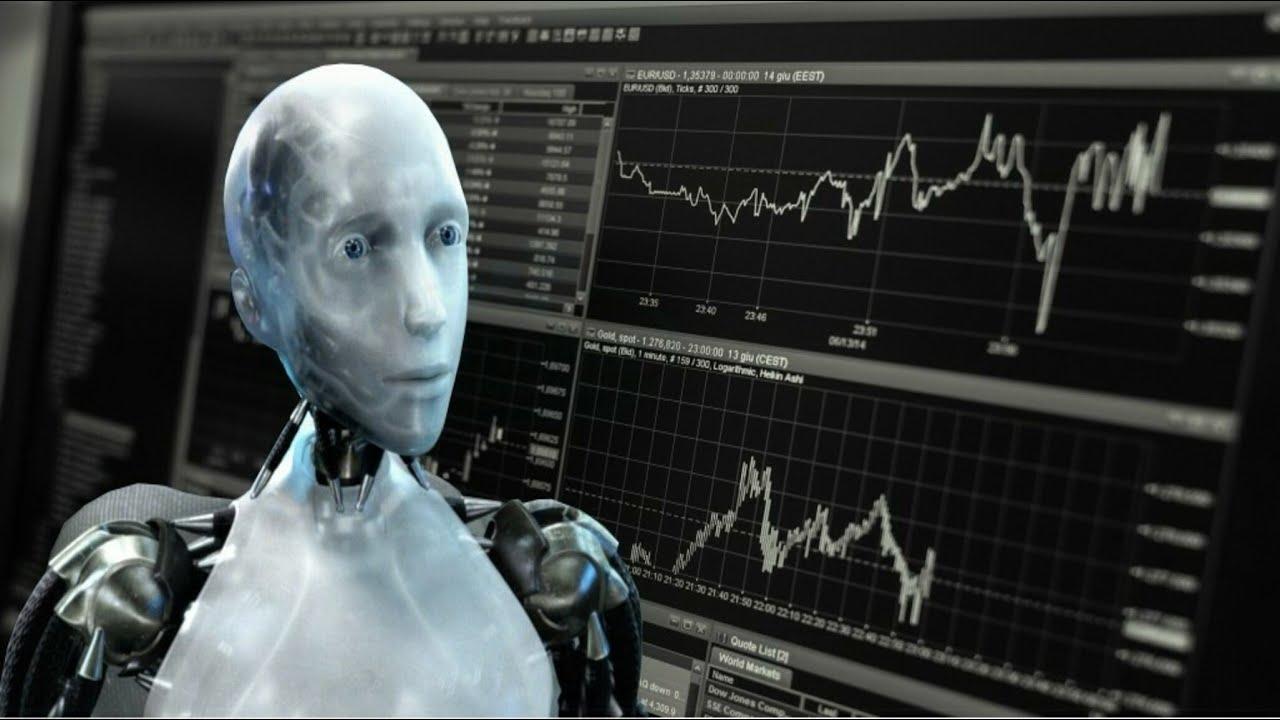 opțiuni robot semnal