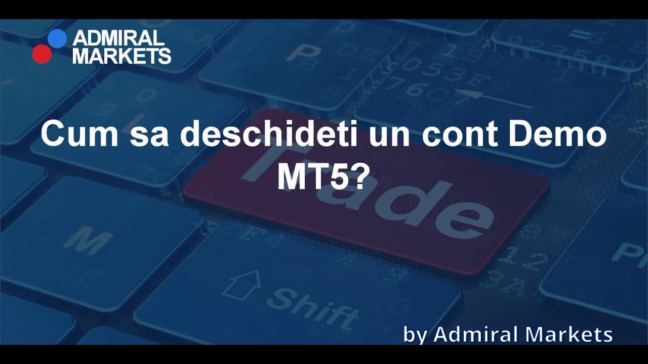 Ghidul Suprem Al Platformei MetaTrader 5 [MT5]