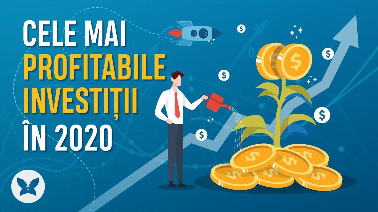 Cele Mai Bune Investiții 2021 ▶ [Ghid actualizat]