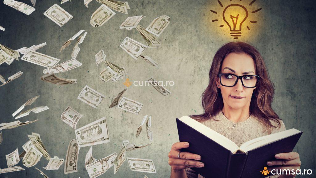 cum poți câștiga bani din ideile tale