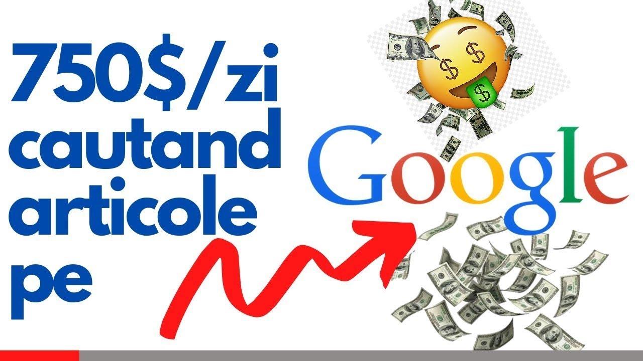 căutând modalități de a face bani online rapid și gratuit