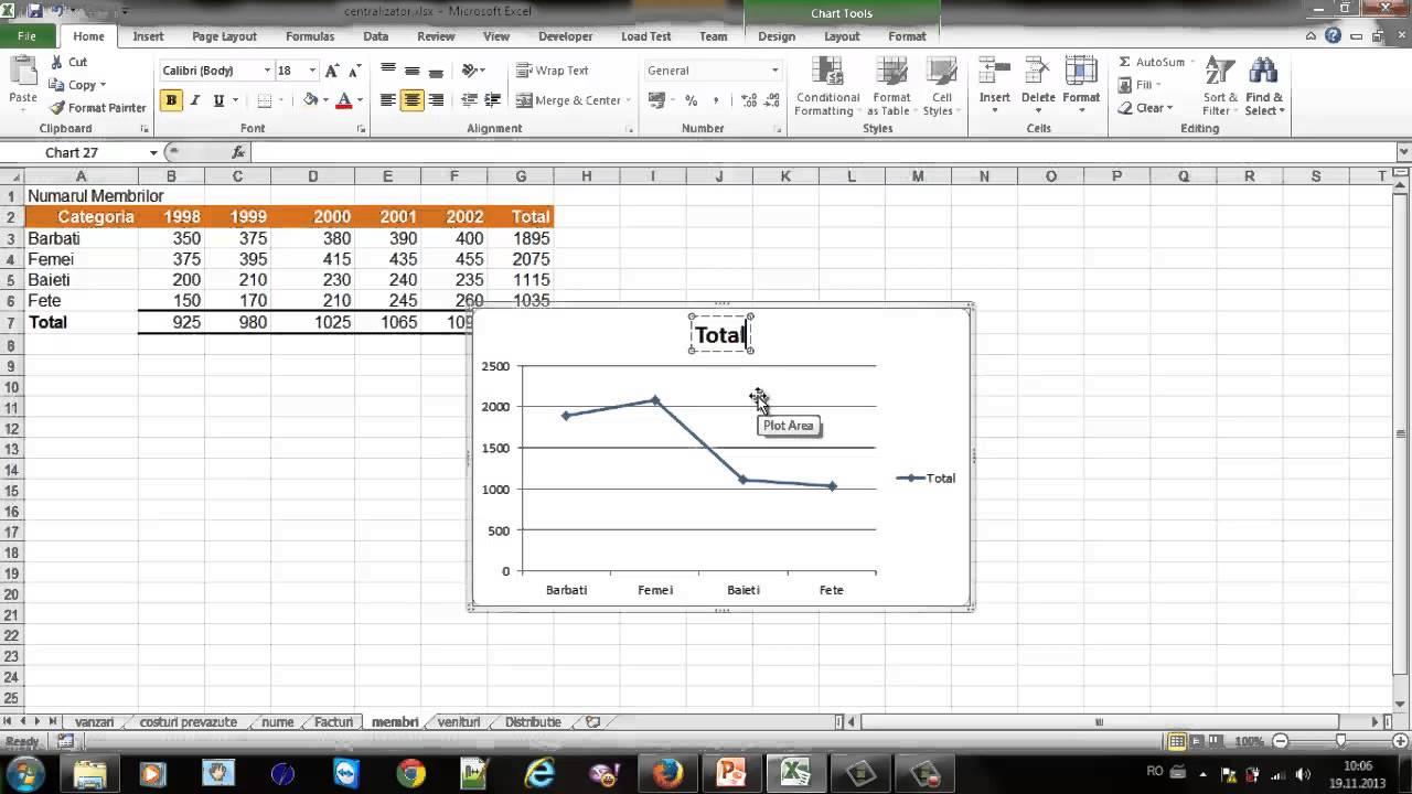 Crearea unei diagrame de la început la sfârșit - Asistență Office