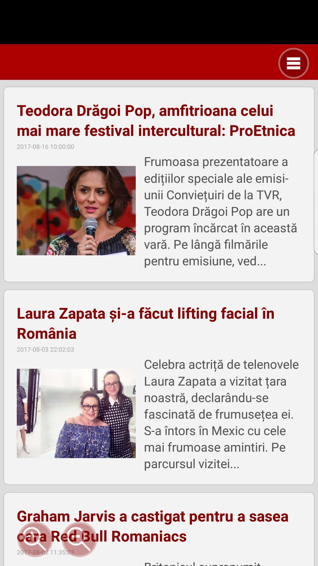 opțiuni site de știri
