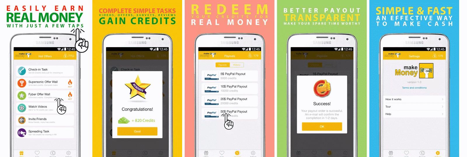 Cum să faci bani când deschizi telefonul