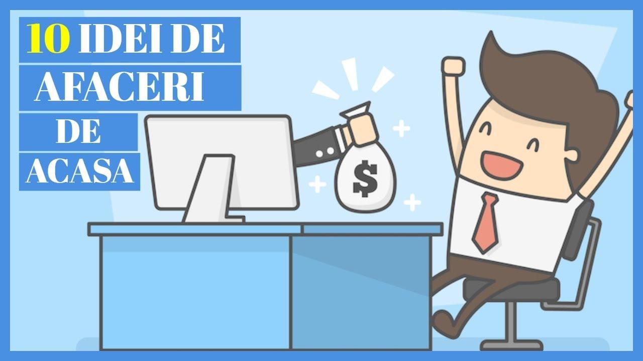 ideea de afaceri face bani în