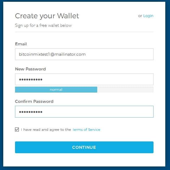 obțineți adresa portofelului bitcoin