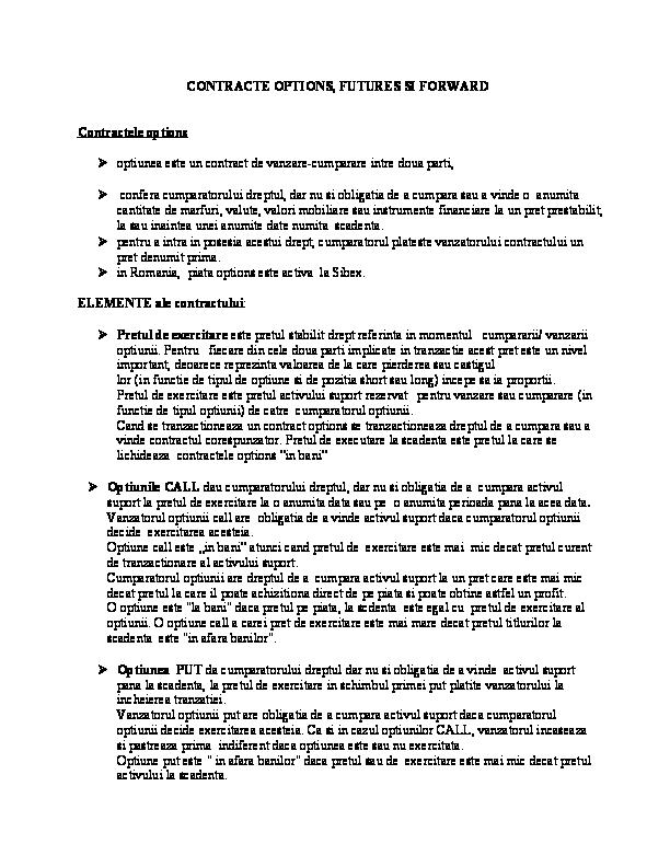 opțiunea cumpărătorului indicatori pentru video cu opțiuni binare