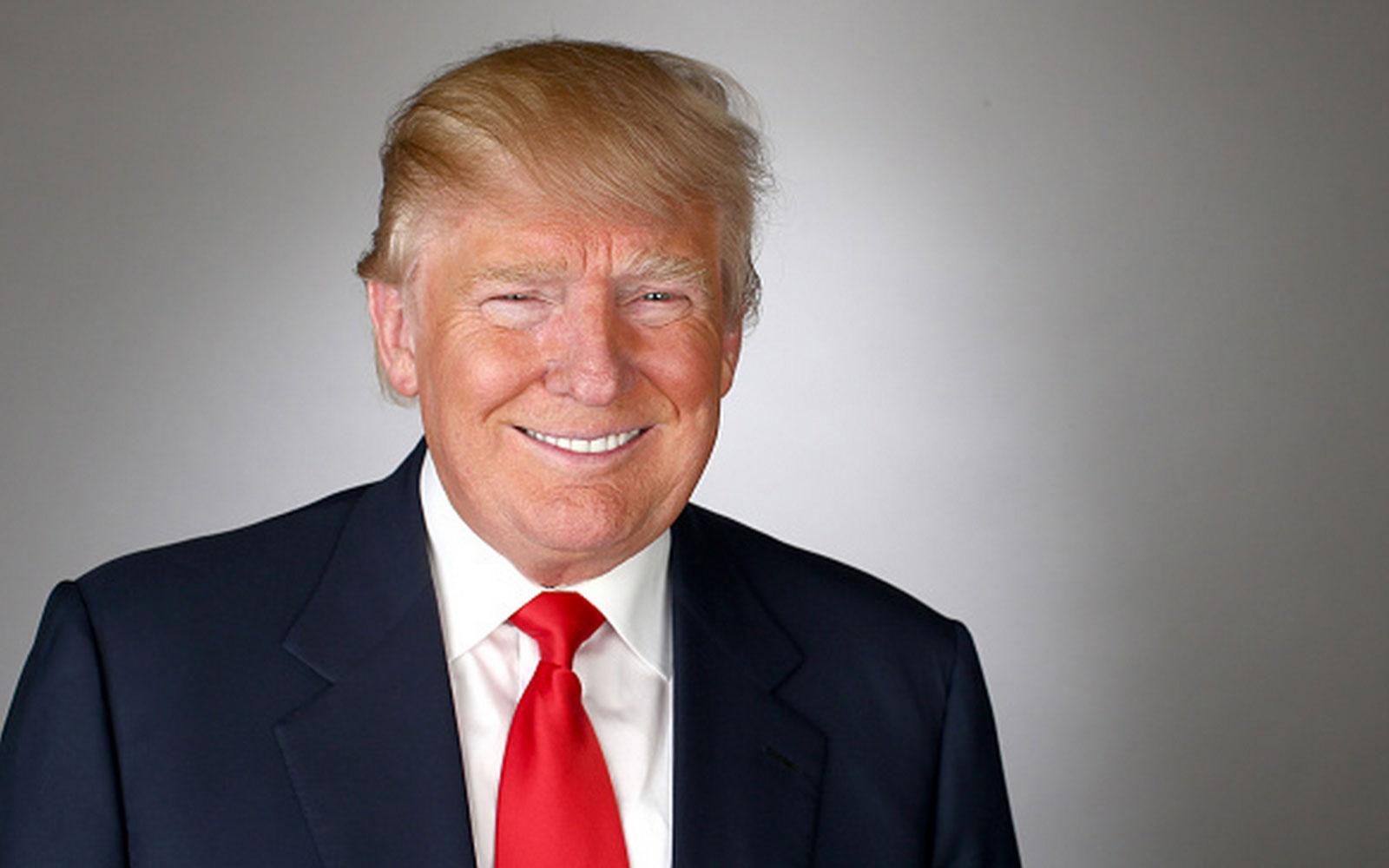 opțiuni binare Donald Trump