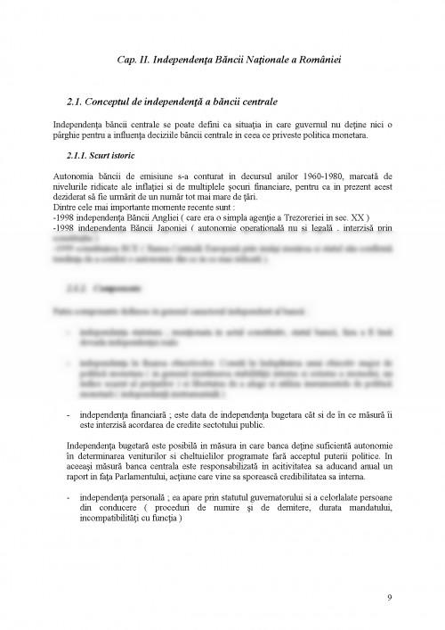 raportul de independență financiară autonomie