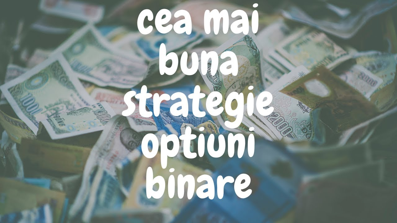 strategie 2020 opțiuni binare
