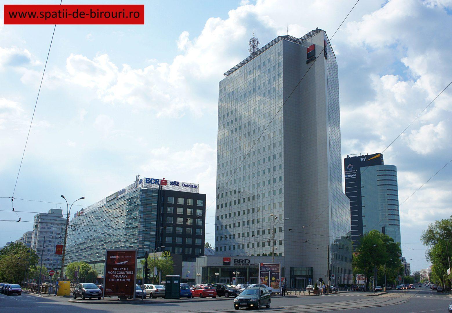 Centru de afaceri din Braşov, în impas