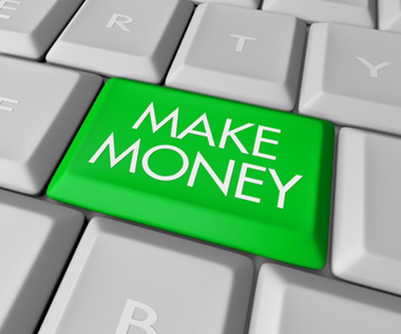 posibilitatea de a câștiga bani pe internet