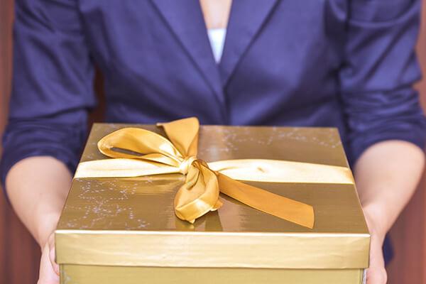 opțiuni de depunere cadou
