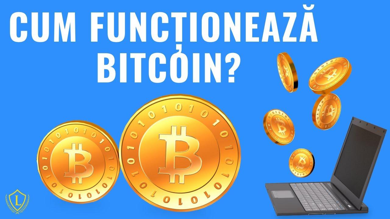 cum funcționează bitcoin