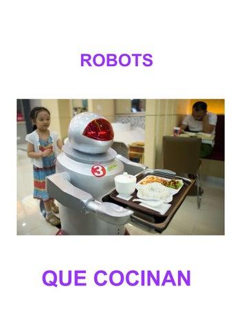tranzacționând într- un pahar de un robot