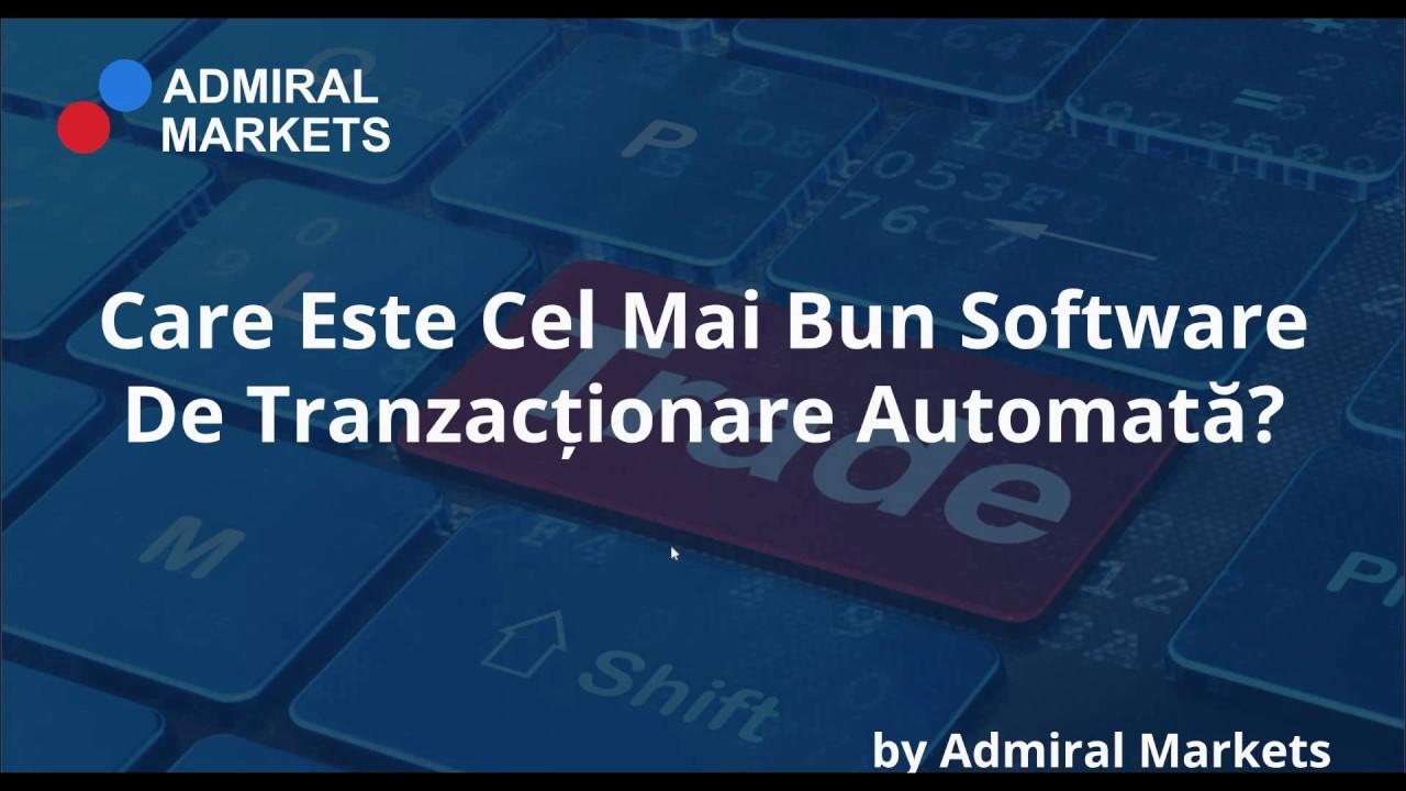 Expert Advisors (roboti de tranzactionare) - Forumul Softpedia