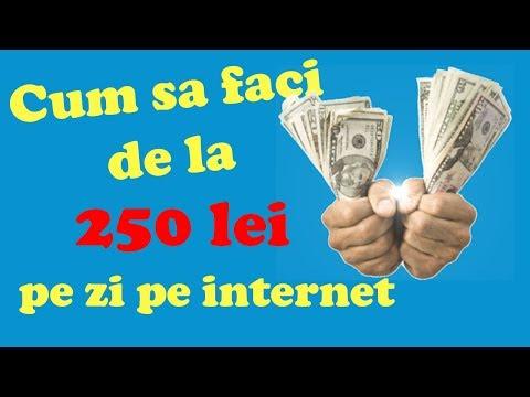 Top 10 câștigă bani pe Internet fără investiții