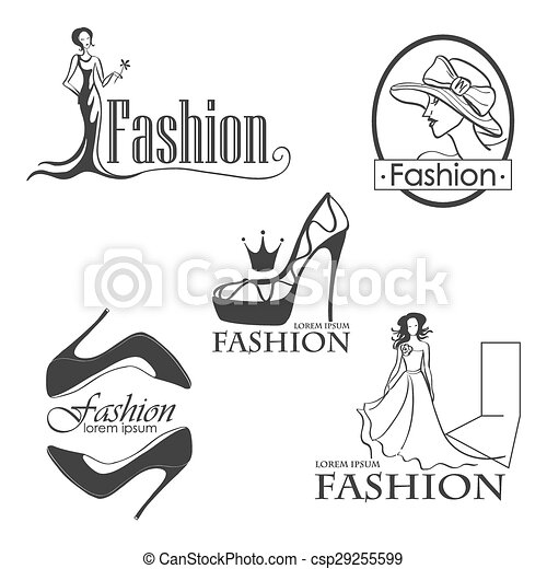 simbol de moda