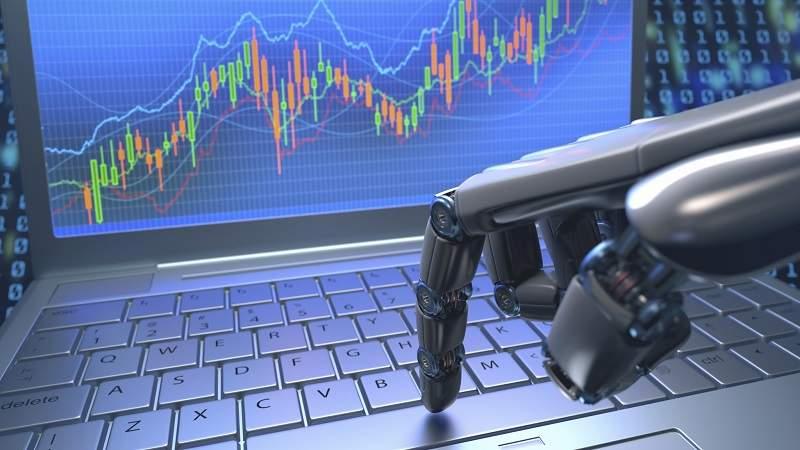 roboți în tranzacționare de acțiuni