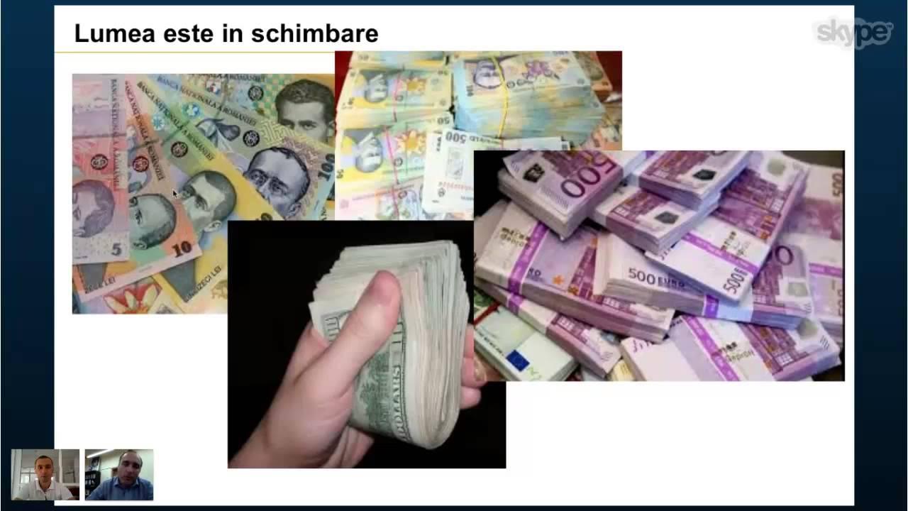 Pot face schimb valutar într-adevăr bani?